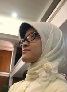 chika - 1st hijab